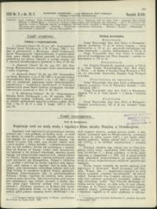 Czasopismo Techniczne : 1930 : nr 9