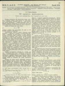 Czasopismo Techniczne : 1930 : nr 13