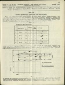 Czasopismo Techniczne : 1930 : nr 14