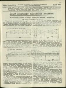 Czasopismo Techniczne : 1930 : nr 18