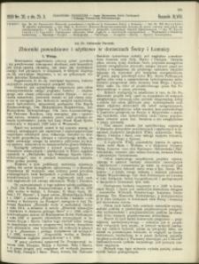Czasopismo Techniczne : 1930 : nr 20