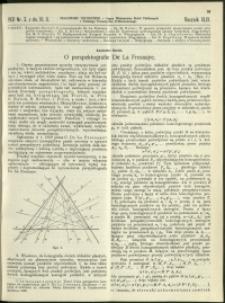 Czasopismo Techniczne : 1931 : nr 3
