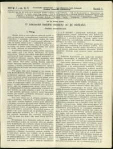 Czasopismo Techniczne : 1932 : nr 7