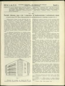 Czasopismo Techniczne : 1932 : nr 8
