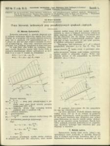 Czasopismo Techniczne : 1932 : nr 17
