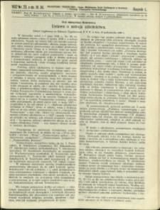 Czasopismo Techniczne : 1932 : nr 23