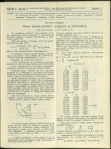 Czasopismo Techniczne : 1933 : nr 4