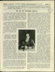 Czasopismo Techniczne : 1933 : nr 7