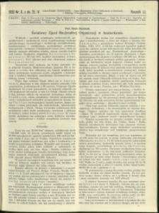Czasopismo Techniczne : 1933 : nr 8