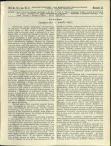 Czasopismo Techniczne : 1933 : nr 10