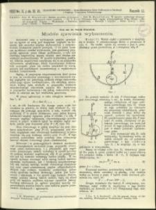 Czasopismo Techniczne : 1933 : nr 11