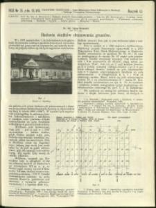 Czasopismo Techniczne : 1933 : nr 15