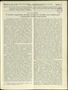 Czasopismo Techniczne : 1933 : nr 16
