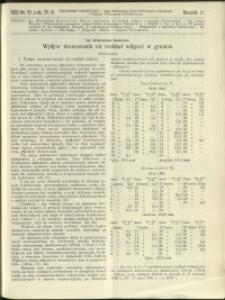 Czasopismo Techniczne : 1933 : nr 18