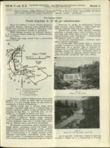 Czasopismo Techniczne : 1933 : nr 21