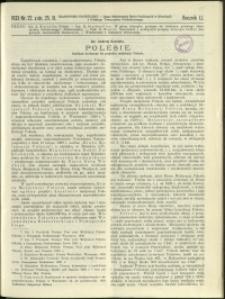 Czasopismo Techniczne : 1933 : nr 22