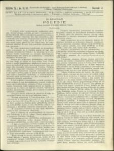 Czasopismo Techniczne : 1933 : nr 23
