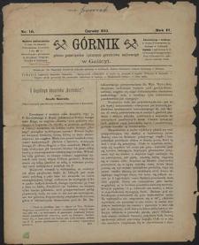 Górnik 1883 : z. 10