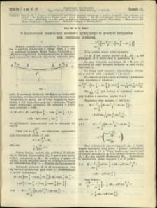 Czasopismo Techniczne : 1934 : nr 7