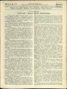 Czasopismo Techniczne : 1934 : nr 9