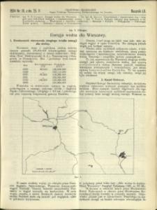 Czasopismo Techniczne : 1934 : nr 10