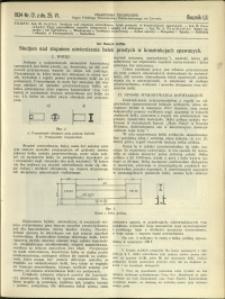 Czasopismo Techniczne : 1934 : nr 12