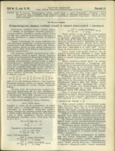 Czasopismo Techniczne : 1934 : nr 13