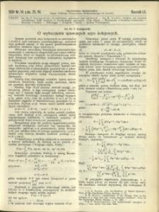 Czasopismo Techniczne : 1934 : nr 14