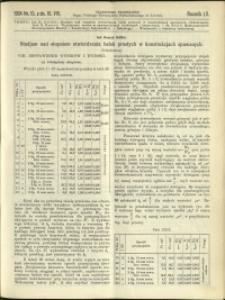 Czasopismo Techniczne : 1934 : nr 15