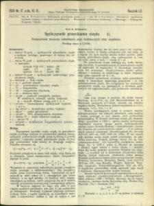 Czasopismo Techniczne : 1934 : nr 17