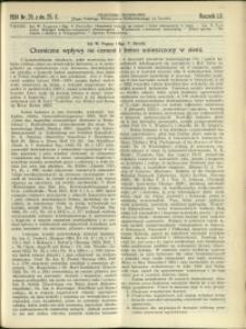 Czasopismo Techniczne : 1934 : nr 20