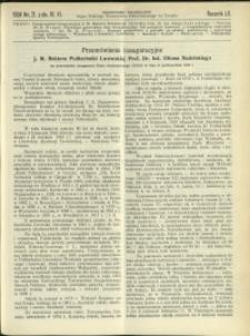 Czasopismo Techniczne : 1934 : nr 21