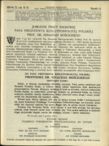 Czasopismo Techniczne : 1934 : nr 23
