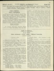 Czasopismo Techniczne : 1931 : nr 6