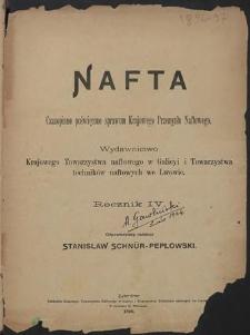Nafta 1896